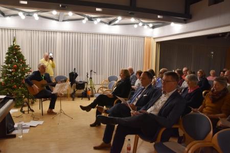 Chorgemeinschaft HinGehört Adventskonzert 2019