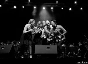 2017 #Fulda #Esperantohalle #PopMeetsClassic @VorsichtGebläse @ThomasBopp